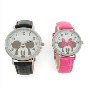 New Disney His and Her watches